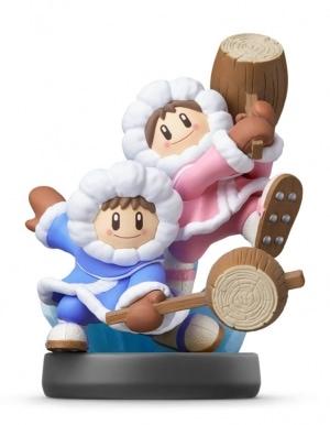 Figurka Amiibo - Super Smash Bros. Collection - Ice Climbers No. 68