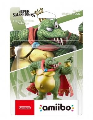 Figurka Amiibo - Super Smash Bros. Collection - King K. Rool No. 67