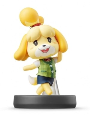 Figurka Amiibo - Super Smash Bros. Collection - Isabelle No. 73