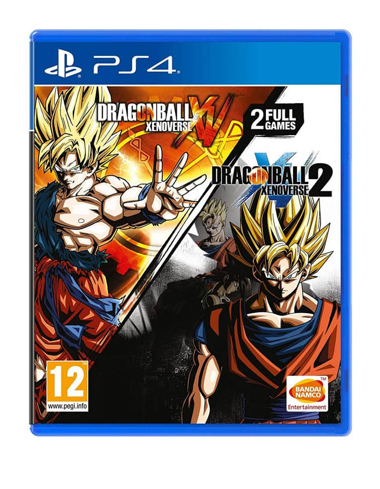 Gra PS4 Dragon Ball Xenoverse + Dragon Ball Xenoverse 2