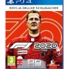 F1 2020 Edycja Schumacher Gra Ps4 Polska Okladka