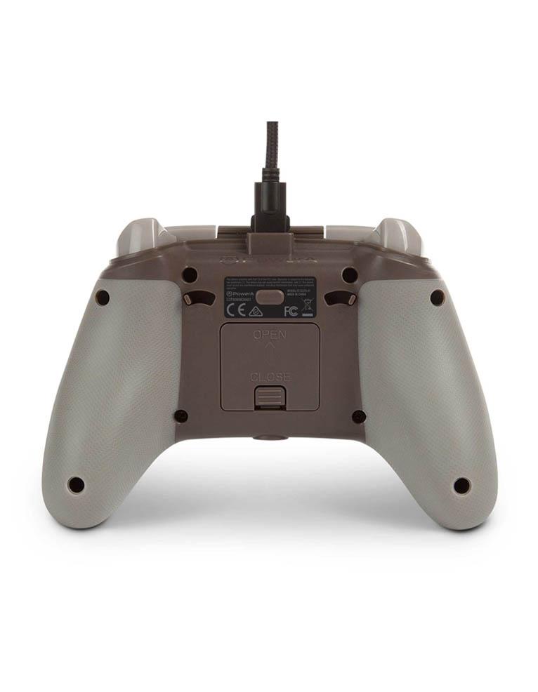 PowerA Fusion PRO Pad / Kontroler Przewodowy Xbox One / Windows 10 - Biały