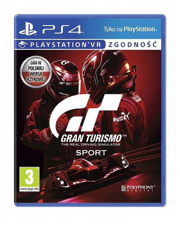 Gra Ps4 Gran Turismo Sport Spec Ii Perfect Blue Warszawa