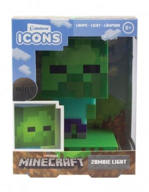 Gadżet Lampka Minecraft Zombie #004