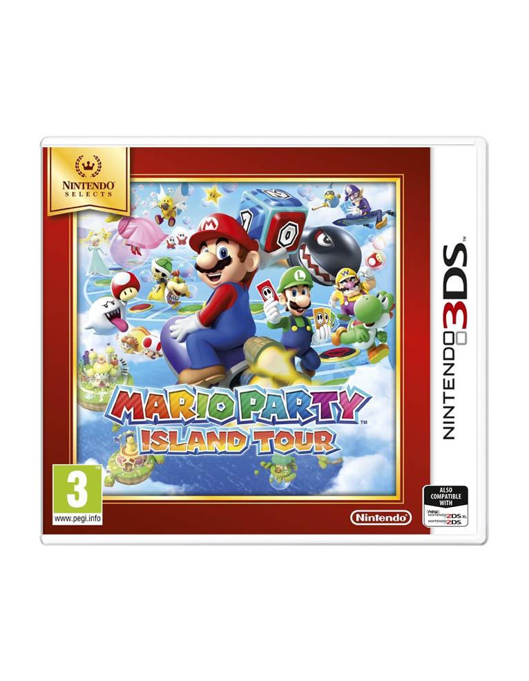 Gra Nintendo 3DS / 2DS Mario Party: Island Tour