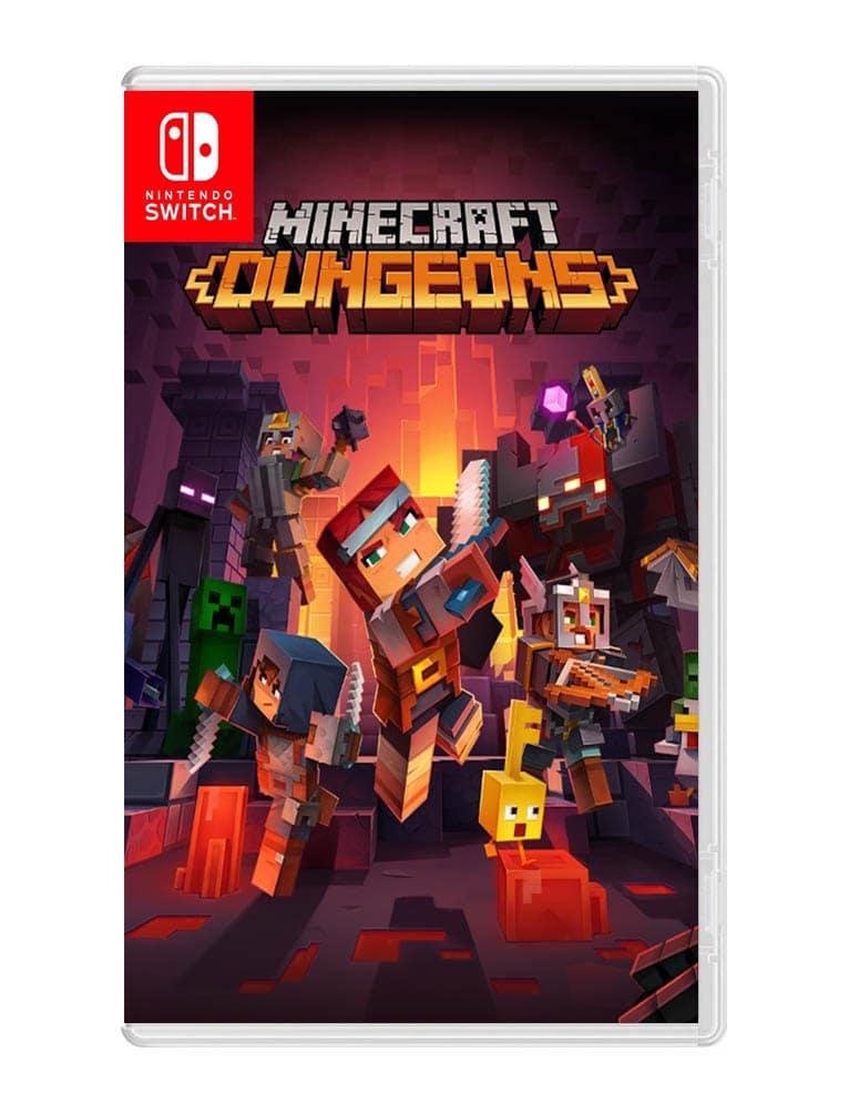 Gra Nintendo Switch Minecraft Dungeon