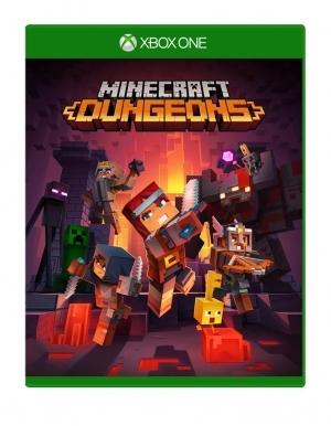 Gra Xbox One Minecraft Dungeon