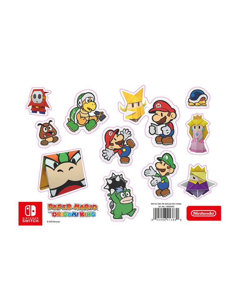 Gra Nintendo Switch Paper Mario the Origami King + Gratisy