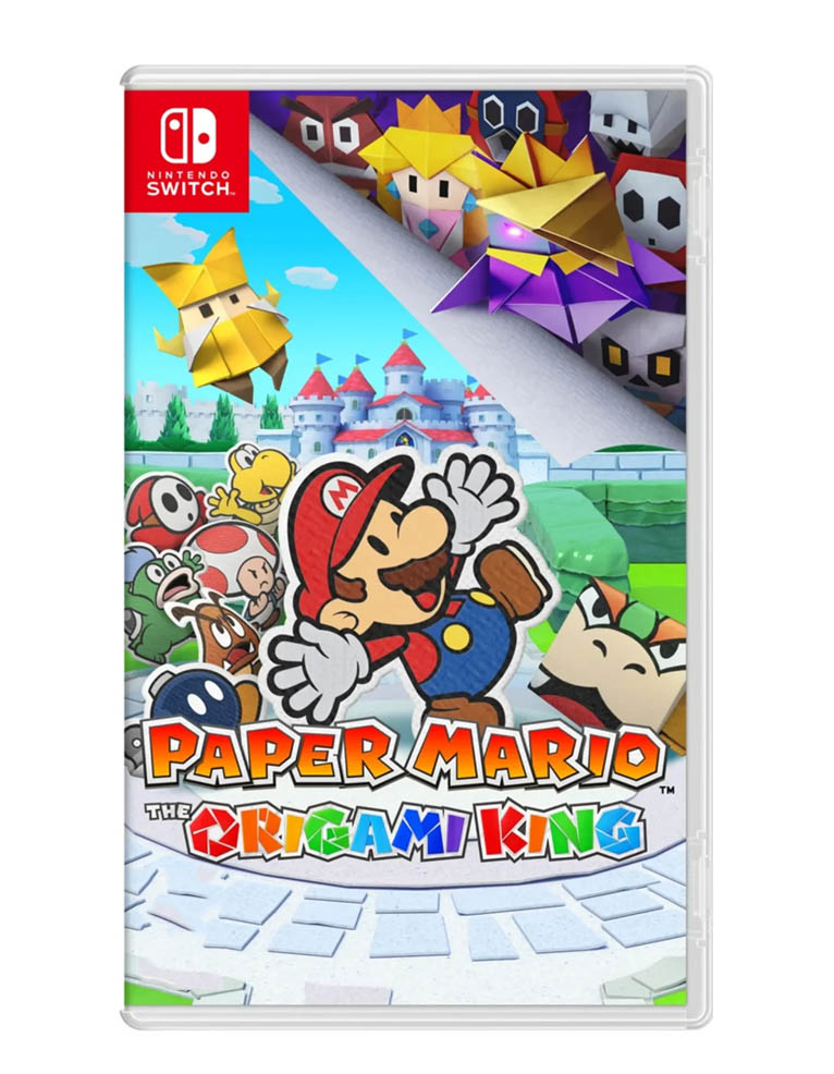 Gra Nintendo Switch Paper Mario the Origami King