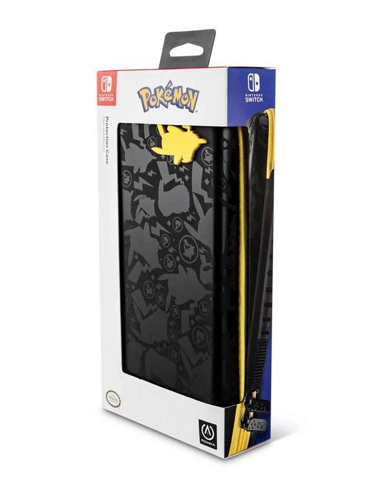 PowerA Etui / Pokrowiec - Pokemon Pikachu - Czarny