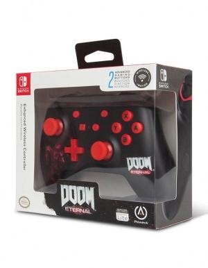 PowerA / Pad Kontroler Doom Eternal / 2 dodatkowe guziki!