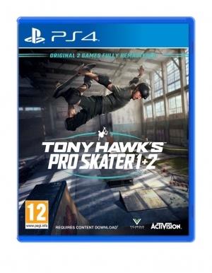 Tony Hawk's Pro Skater 1 2 Gra Ps4