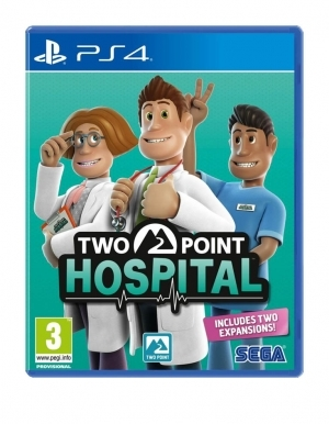 Gra PS4 Two Point Hospital PL