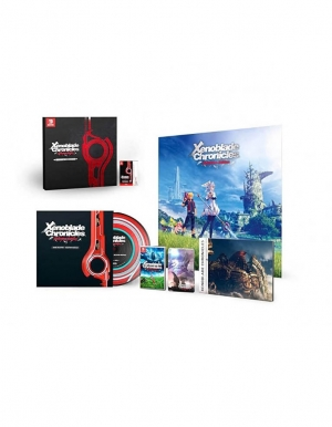 xenoblade chronicles definitive edition gra nintendo switch edycja kolekcjonerska 3