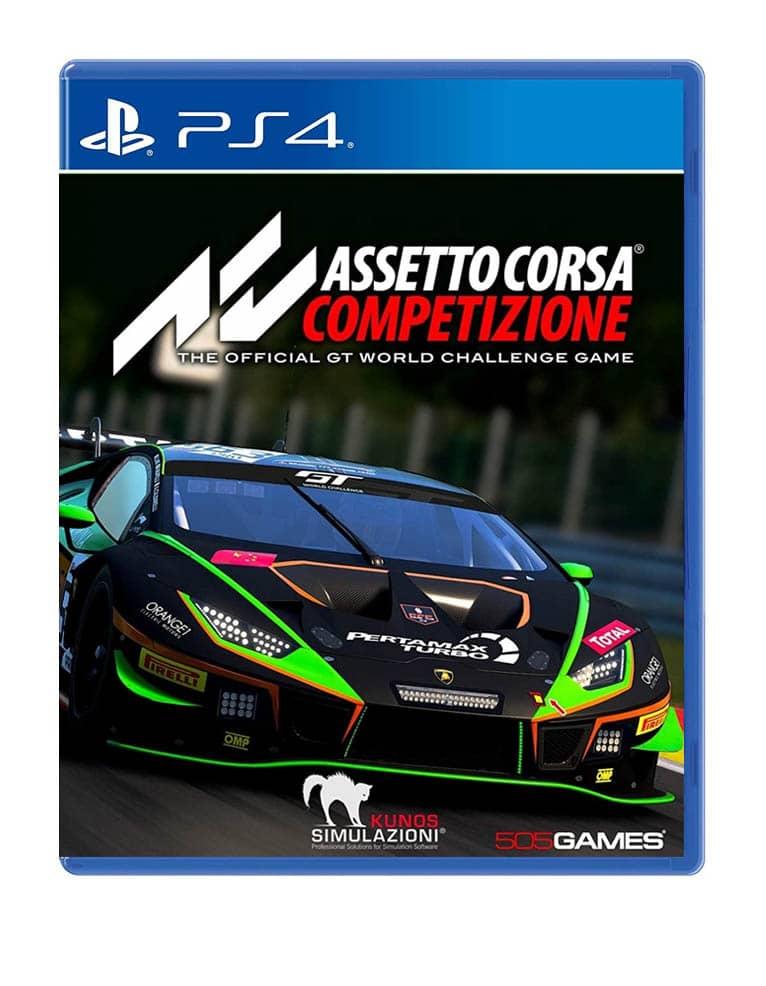 Gra PS4 VR Assetto Corsa Competizione