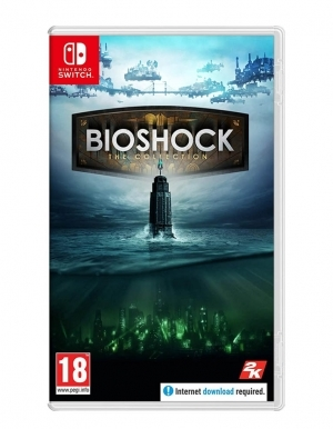 Gra Nintendo Switch Bioshock The Collection