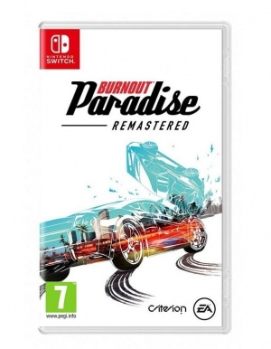 Gra Nintendo Switch Burnout Paradise Remastered