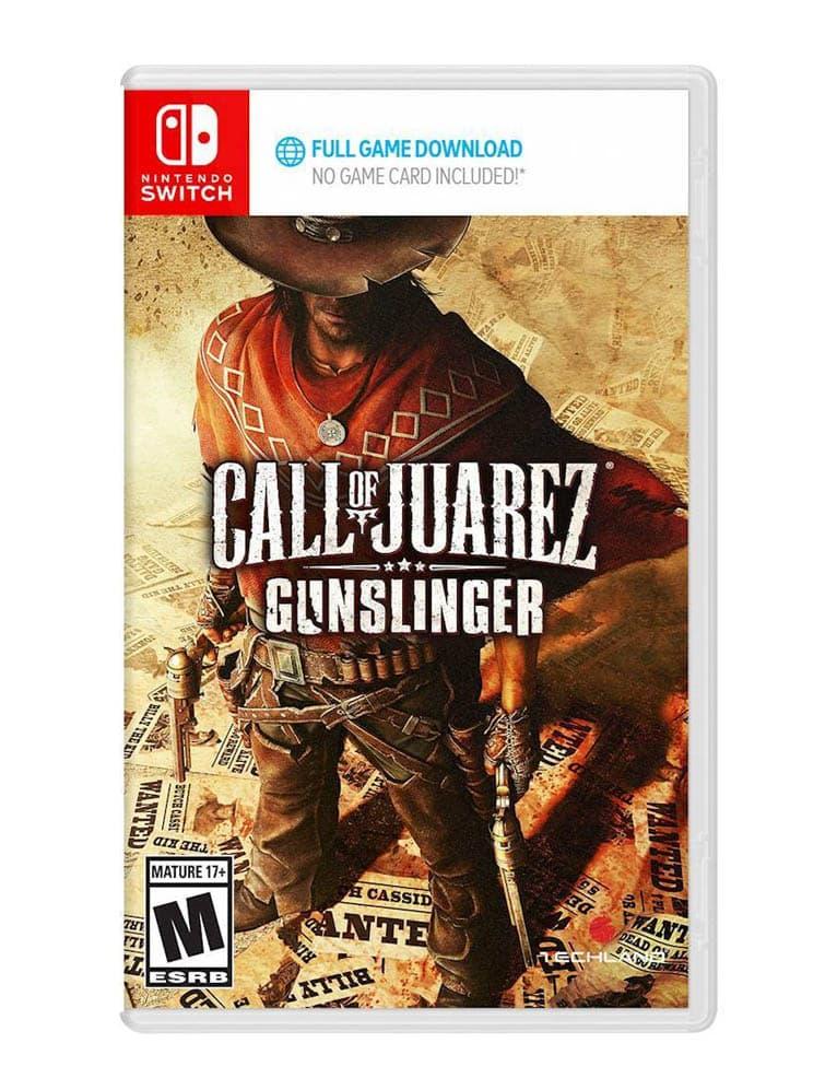 Gra Nintendo Switch Call Of Juarez Gunslinger