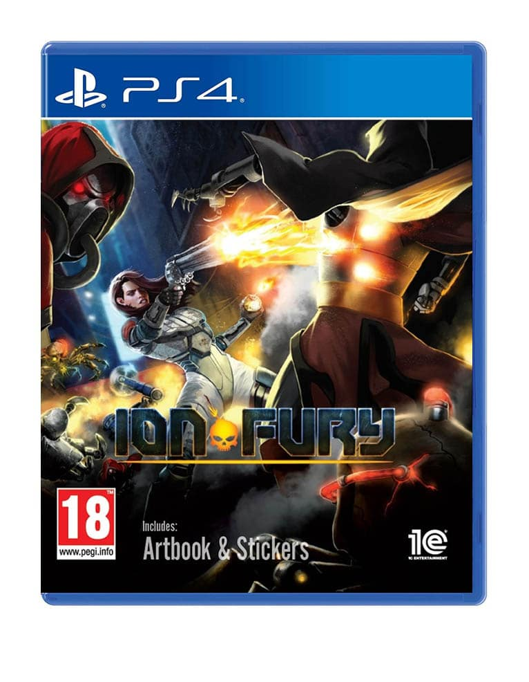 Gra PS4 Ion Fury