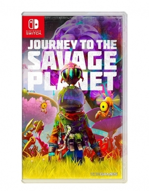 Gra Nintendo Switch Journey to the Savage Planet