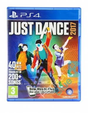 Gra PS4 Just Dance 2017