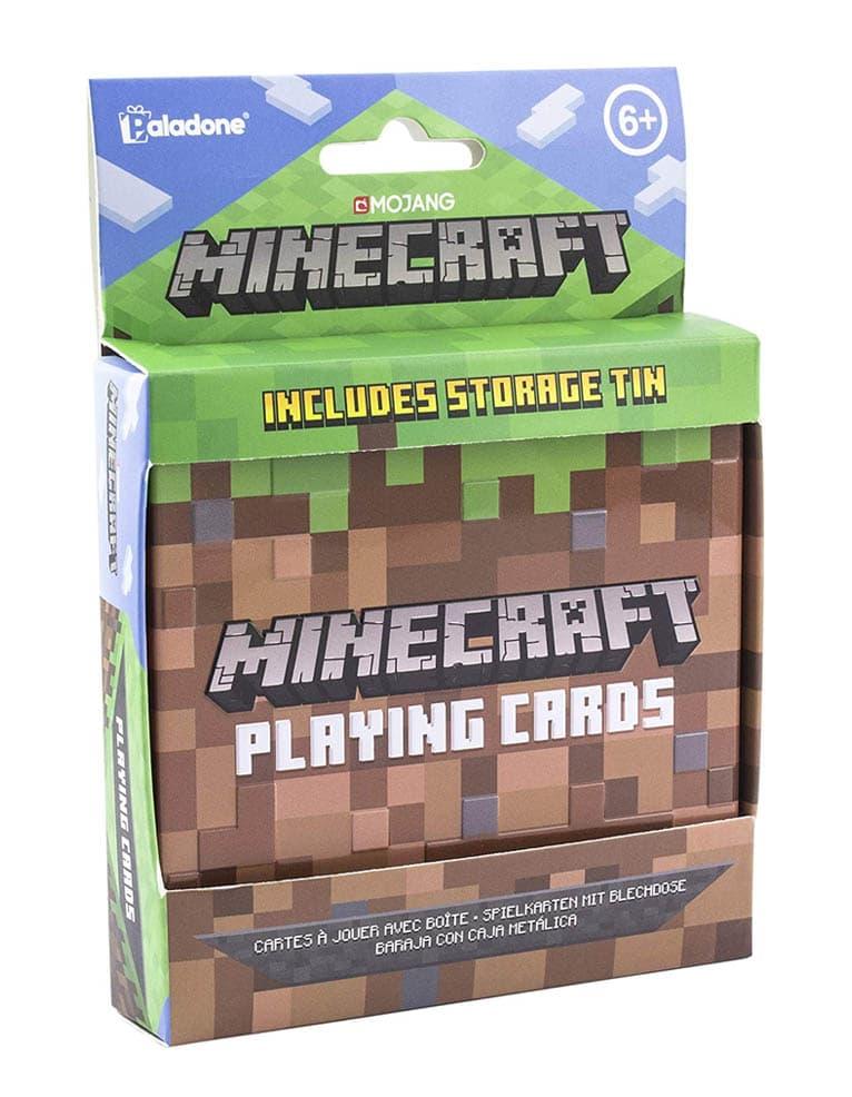 Gadżet Karty do Gry Minecraft