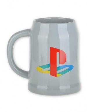 Gadżet Kufel/Kubek Logo PlayStation 1