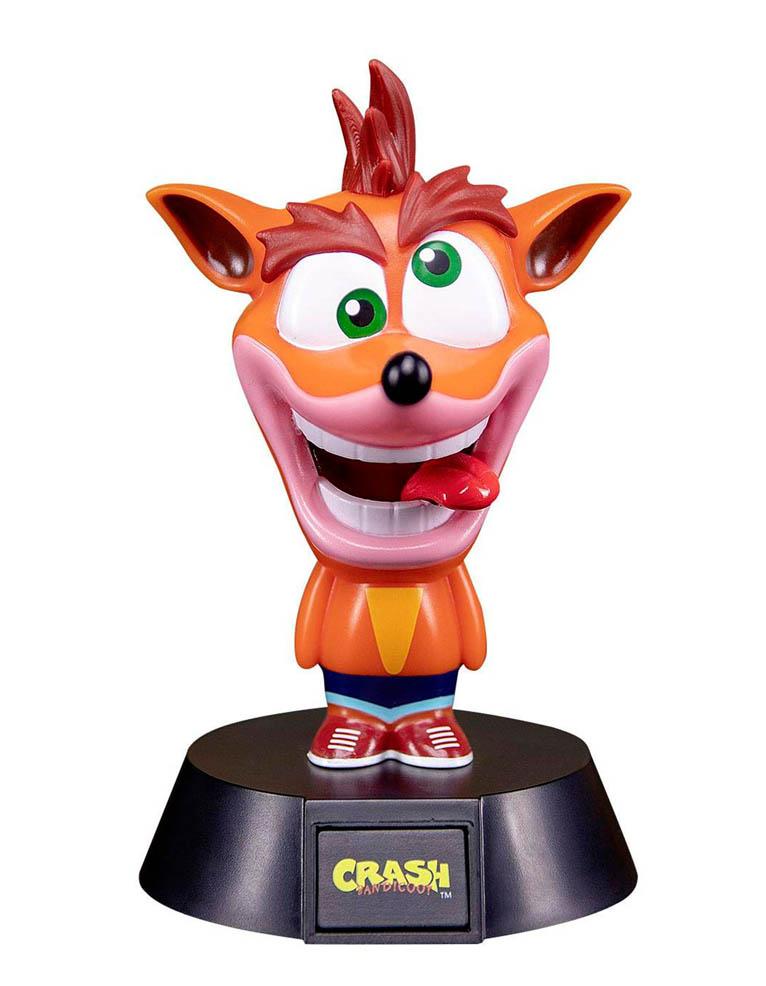 Gadżet Lampka Crash Bandicoot #001
