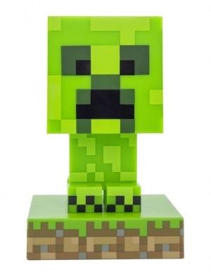 Gadżet Lampka Minecraft Creeper #003