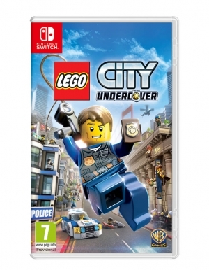 Gra Nintendo Switch Lego City Undercover / Tajny Agent