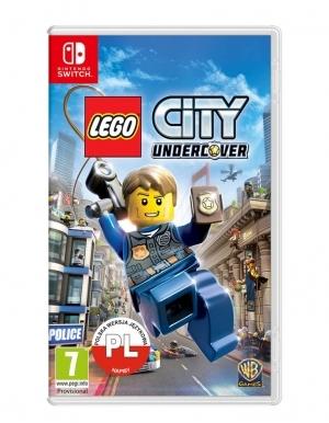 lego city undercover tajny agent gra nintendo switch napisy