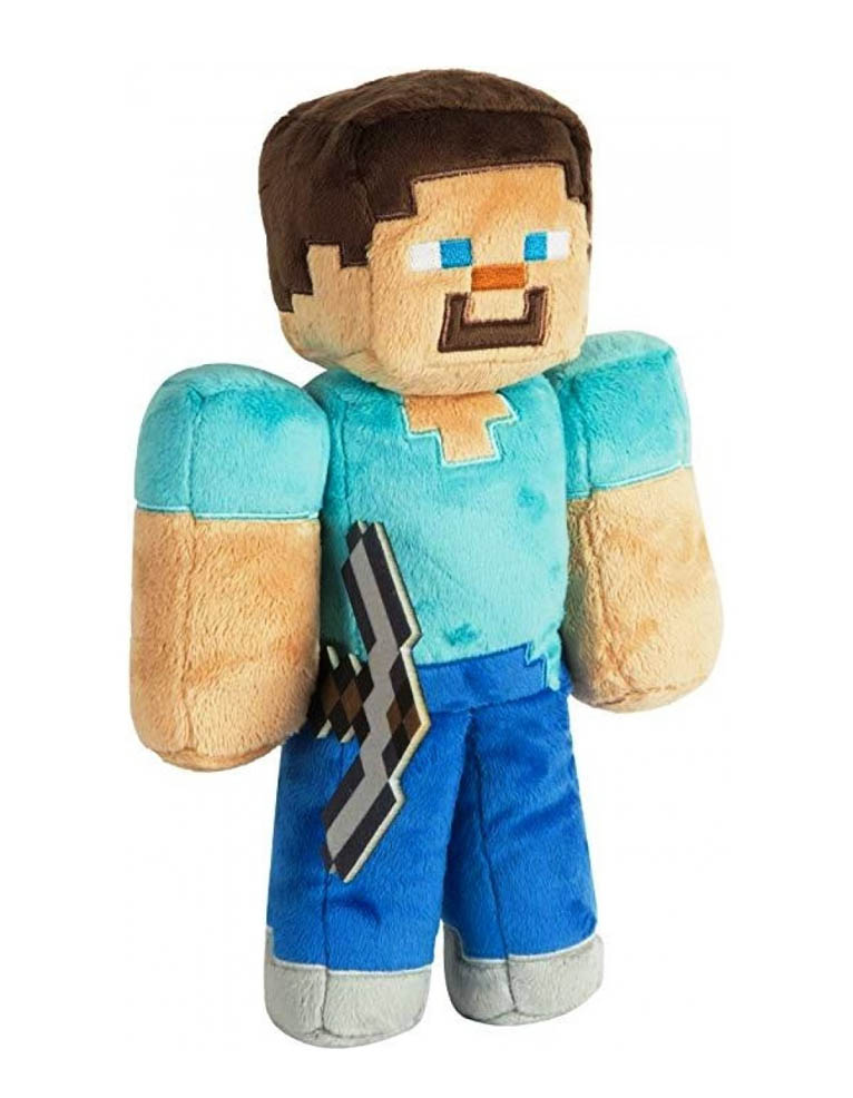 Gadżet Pluszowa Maskotka Minecraft Steve / 32cm