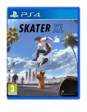 Gra PS4 Skater XL