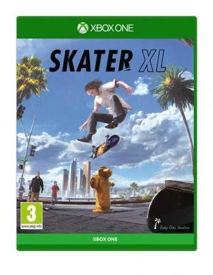 Gra Xbox One Skater XL