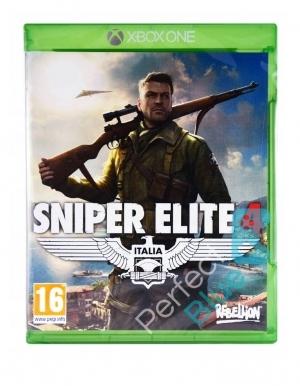 Gra Xbox One Sniper Elite 4 Italia
