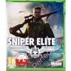 Sniper Elite 4 Italia Gra Xbox One Przod Logo Pl