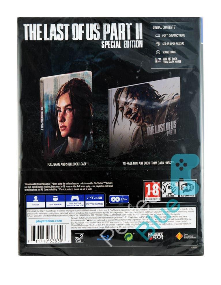 Gra PS4 The Last Of Us Part II / 2 / Edycja Specjalna
