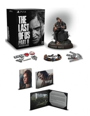 Gra PS4 The Last Of Us Part II / 2 / Edycja Kolekcjonerska