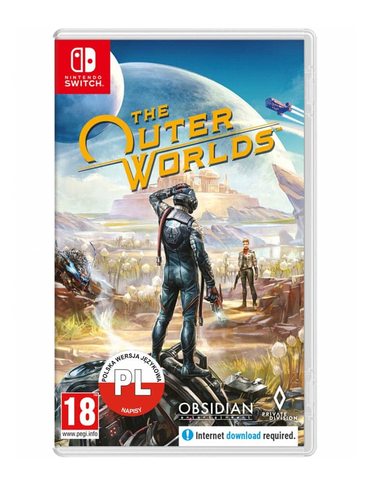 the outer worlds gra nintendo switch pl