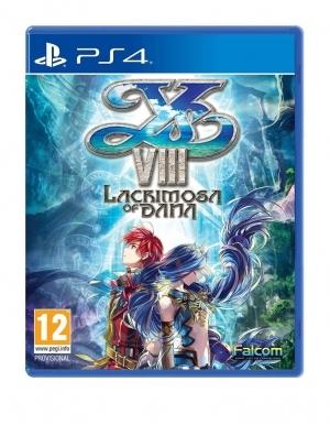 Gra PS4 YS VIII Lacrimosa of Dana