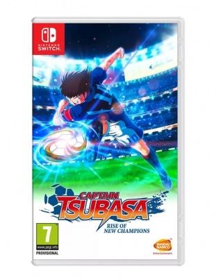 Gra Nintendo Switch Captain Tsubasa: Rise Of New Champions