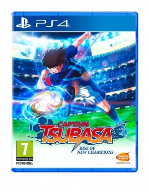 Gra PS4 Captain Tsubasa: Rise Of New Champions