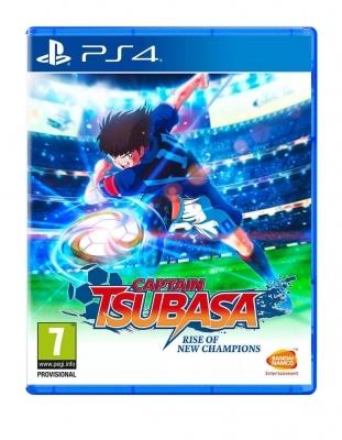 Gra PS4 Captain Tsubasa: Rise Of New Champions
