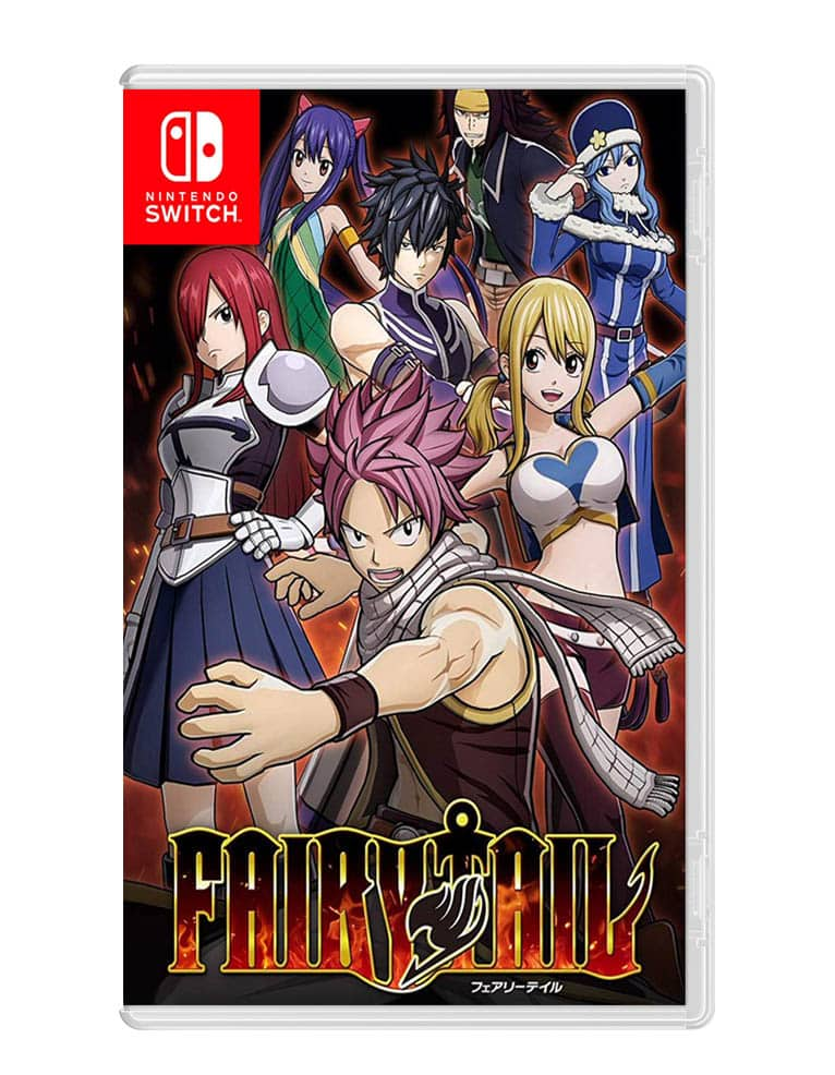 Gra Nintendo Switch Fairy Tail