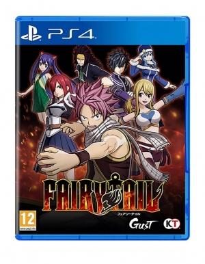 Gra PS4 Fairy Tail