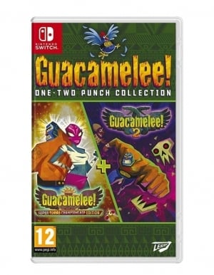 Gra Nintendo Switch Guacamelee One - Two Punch Collection