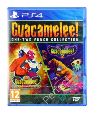 Gra PS4 Guacamelee One - Two Punch Collection