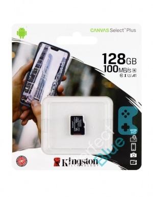 Karta Pamięci do Nintendo Switch / Kingstone Canvas Select+ / 128GB