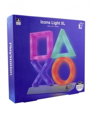 Gadżet Lampka PlayStation Icons Light XL