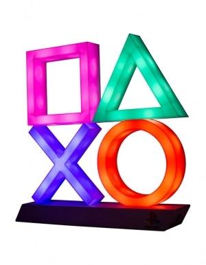 Gadżet Lampka PlayStation Icons Light XL